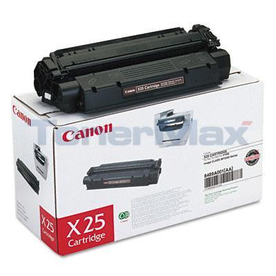 CANON X-25 TONER BLACK